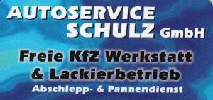 Logo von Autoservice Schulz GmbH